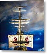 Pirates Metal Print by Bob Orsillo