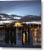 Place Du Carrousel Metal Print by Randi Shenkman