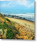 Place To Remember Metal Print by Lourry Legarde