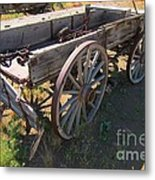 Please Dont Kick The Tires Metal Print by John Malone