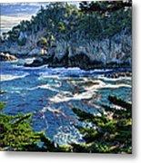 Point Lobos Metal Print by Ron White