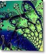 Pond Life Metal Print by Sharon Lisa Clarke
