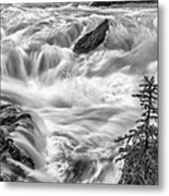 Power Stream Metal Print by Jon Glaser