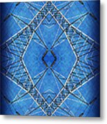 Power Up 2 Metal Print by Wendy J St Christopher