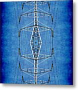 Power Up 3 Metal Print by Wendy J St Christopher