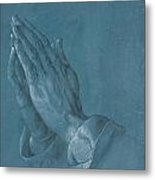 Praying Hands Metal Print by Albrecht Durer