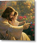Precious In His Sight Metal Print by Greg Olsen