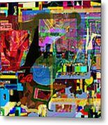 precious is man for he is created in the Divine Image 13 Metal Print by David Baruch Wolk