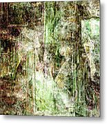 Precipice - Abstract Art Metal Print by Jaison Cianelli