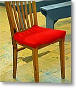 Primary Colors Metal Print by Lauren Leigh Hunter Fine Art Photography
