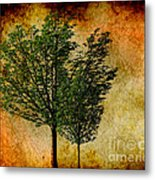 Protected Together Metal Print by Cheryl Young