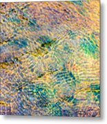 Purl Of A Brook 4 - Featured 3 Metal Print by Alexander Senin