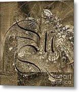 Q II Metal Print by Yanni Theodorou