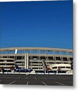 Qualcomm Stadium Metal Print by See My  Photos