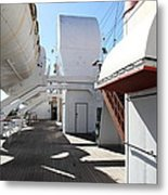 Queen Mary - 121213 Metal Print by DC Photographer