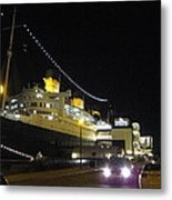 Queen Mary - 12127 Metal Print by DC Photographer