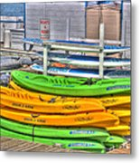 Ready For Summer Metal Print by Heidi Smith
