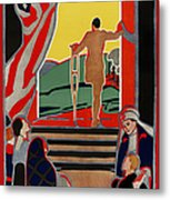 Red Cross Poster, 1919 Metal Print by Granger