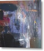 Reflections Of Me Metal Print by Robyn Punko