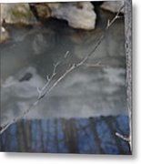 Reflections Metal Print by Vinci Photo
