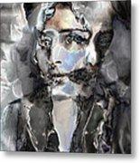 Reincarnation Metal Print by Ursula Freer