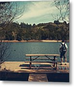Remembering When Metal Print by Laurie Search