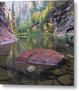 Revisited Metal Print by Peter Coskun