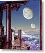 Rhiannon Metal Print by Don Dixon