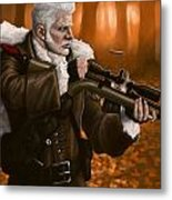 Rifleman Metal Print by Mark Zelmer
