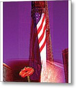 Rise Of Freedom 2012 Metal Print by Kenneth De Tore