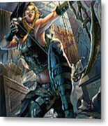 Robyn Hood 05a Metal Print by Zenescope Entertainment