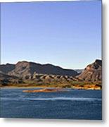 Roosevelt Lake Arizona Metal Print by Christine Till