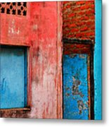 Rosa's Place Metal Print by Skip Hunt