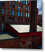 Roy Hill Mill  Metal Print by Bob Orsillo