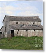 Rural Moravia Metal Print by Anthony Cornett