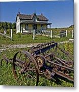 Rural Ontario Metal Print by Steve Harrington