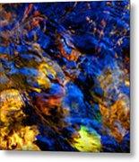 Sacred Art Of Water 4 Metal Print by Peter Cutler