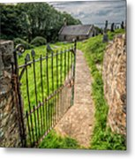 Sacred Path Metal Print by Adrian Evans