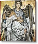 Saint Michael Metal Print by Filip Mihail