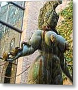 Salvador Dali Museum Metal Print by Gregory Dyer