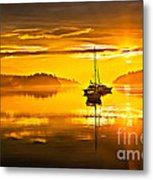 San Juan Sunrise Metal Print by Robert Bales
