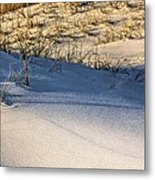 Sand Dunes Of Navarre Metal Print by JC Findley