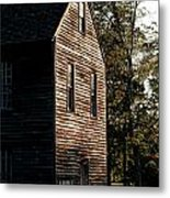 Sawmill Sunlight  Metal Print by Olivier Le Queinec