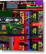 Search For The Straying Son 14d Metal Print by David Baruch Wolk