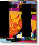 Search For The Straying Son 7 Metal Print by David Baruch Wolk