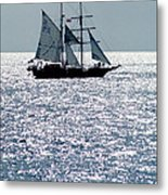 Seascape Metal Print by Anonymous