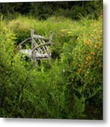 Seclusion Metal Print by Bill Wakeley
