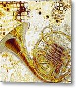 See The Sound Metal Print by Jack Zulli