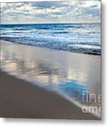 Self Reflection Metal Print by Michelle Wiarda