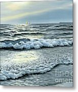 September Winds Metal Print by Michael Swanson